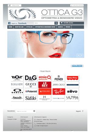 Anteprima Sito Web otticag3