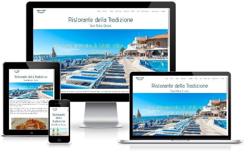 Anteprima Sito Web Responsive ristorantemagacirce.it